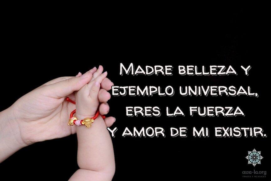 Imágenes Día De La Madre Para Whatsapp Y Facebook: Frases Y Mensajes Para El Día De La Madre De Amor Bonitas
